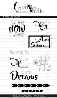 clear stamps - Follow Your Dreams