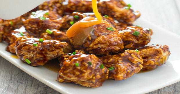 Soy Caramel Chicken Recipe