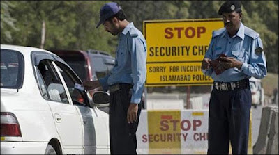 Save Islamabad With A Big Terrorist Attack Says IG
