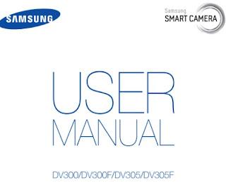 Samsung DV300F Manual