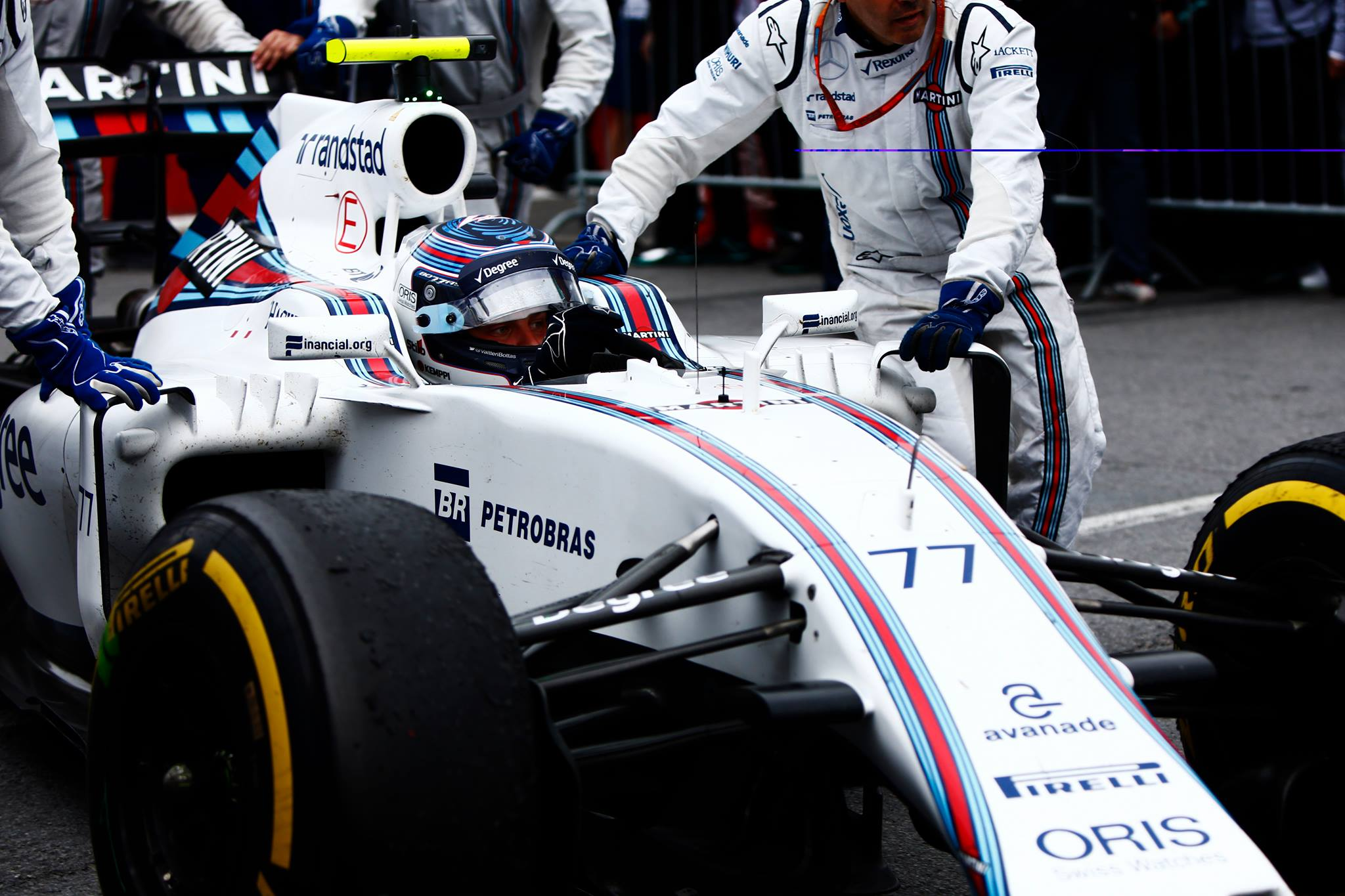 equipo williams f1 gran premio canada
