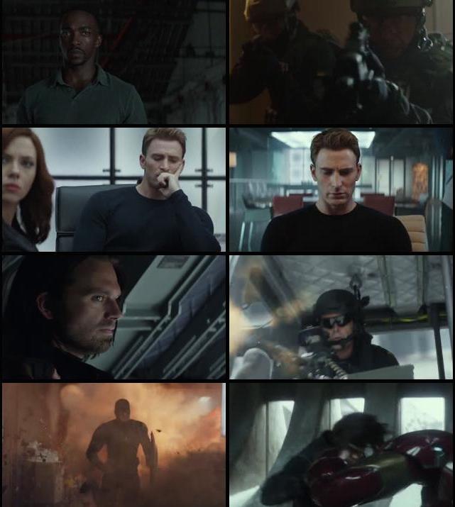 Descargar Capitán América: Civil War Latino por MEGA.