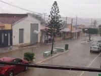 Oito cidades da Paraíba registram altos índices de chuvas durante fim de semana