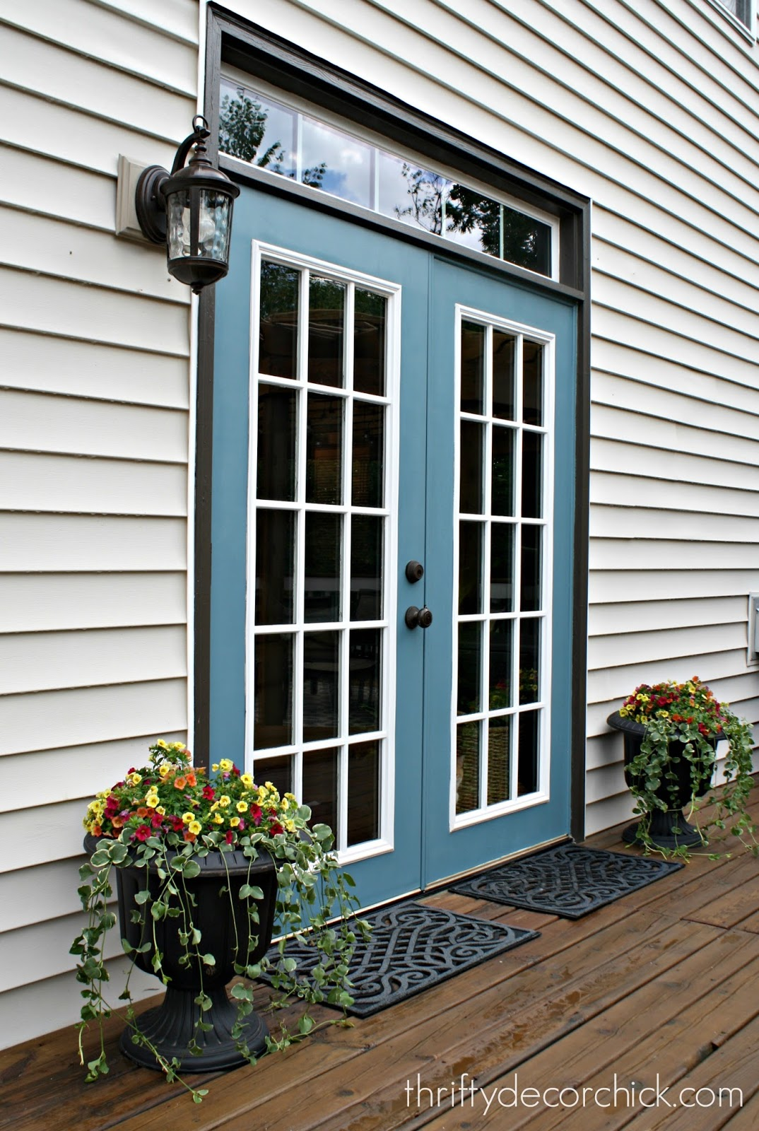 patio doors from thrifty decor chick