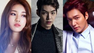 Suzy Miss A Tolak Lamaran dari Lee Min Hoo Karena Kim Woo Bin, Benarkah ??
