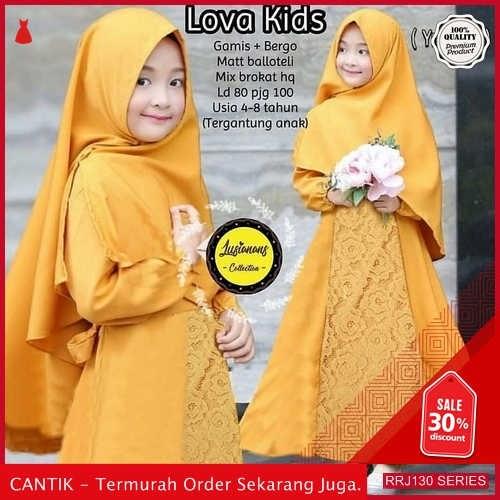 Jual RRJ130P141 Pakaian Anak Perempuan Wanita Lova Kids Sk BMGShop