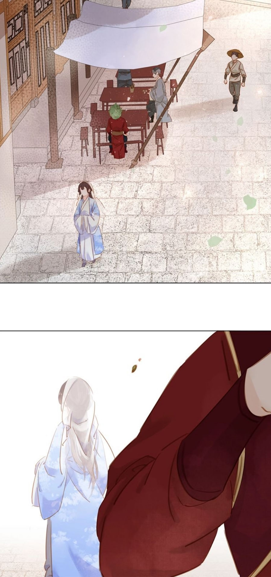 Tiểu sư phụ, tóc giả của ngài rơi rồi! chap 11 - Trang 17