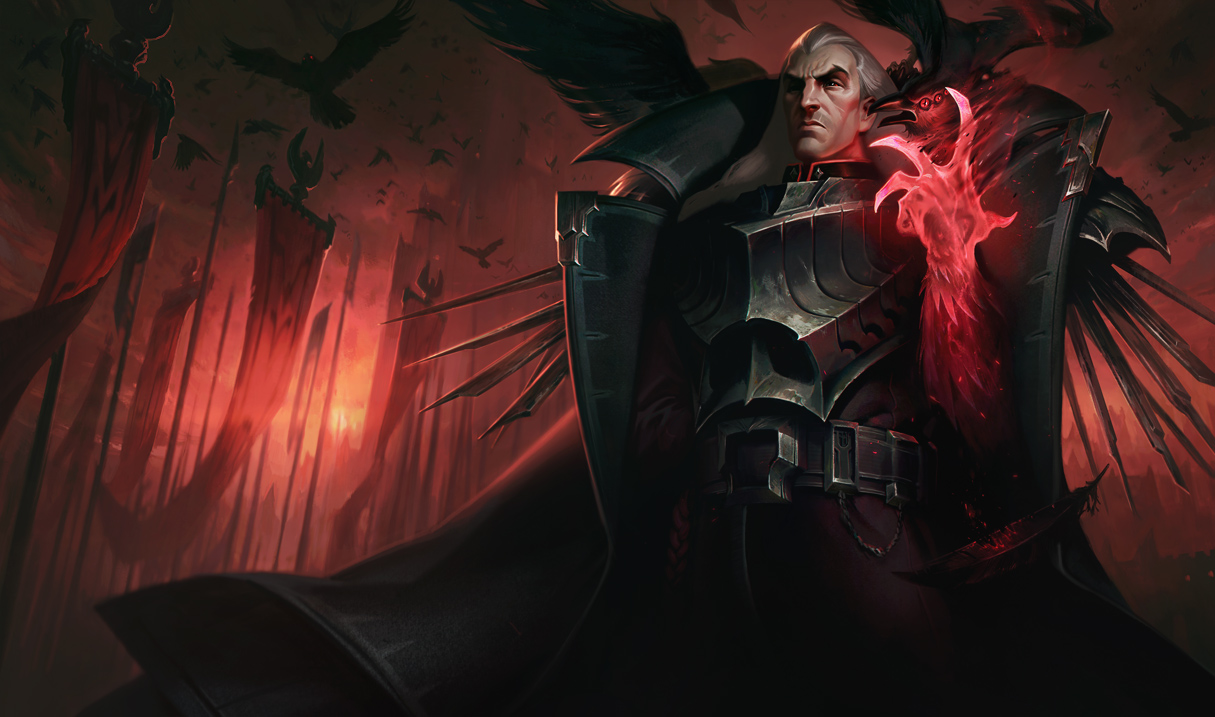 The Ravenlord of Brockton Bay ([Worm/League of Legends