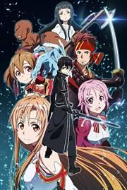 Assistir - Sword Art Online - Episódios - Online