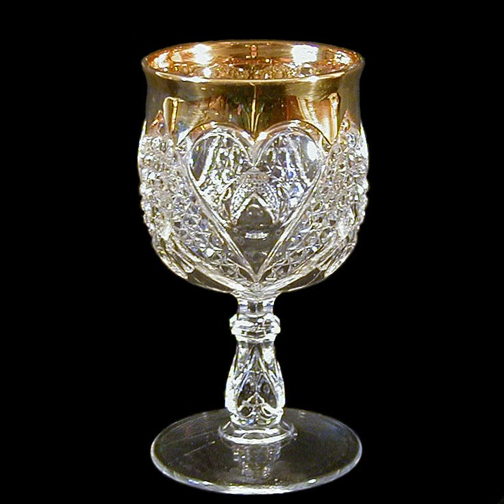 Reuzeit Emporium Early American Pattern Glass Or Pressed