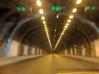 Kamshet Tunnel, Pune - Mumbai Expressway
