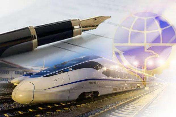 Menhub Hentikan Sementara Proyek Kereta Cepat dan LRT di Tol