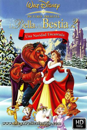 La Bella Y La Bestia 2: Una Navidad Encantada [1080p] [Latino-Ingles] [MEGA]