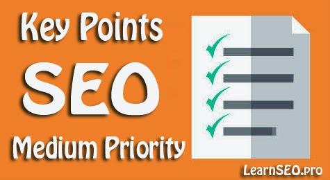 medium seo key points