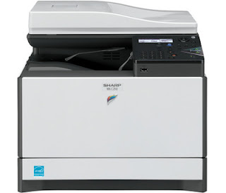 Sharp MX-C250F Driver Download