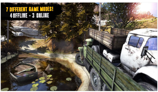 Game Truk Simulator Android