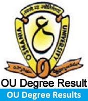OU Degree Results