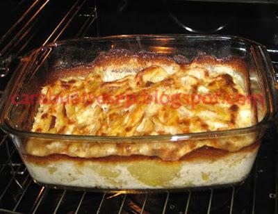 Foto Resep Potato Gratin Makanan Balita Sederhana Spesial Asli Enak