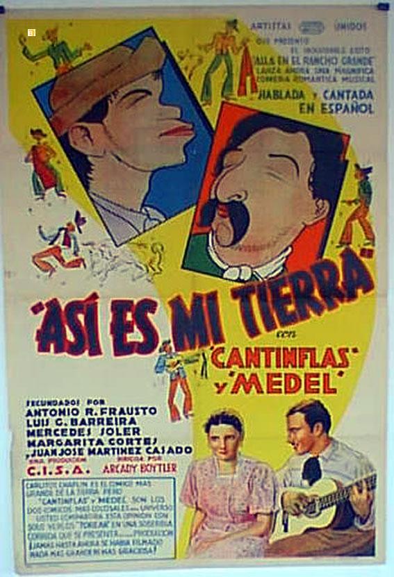 Asi Es Mi Tierra - 1937