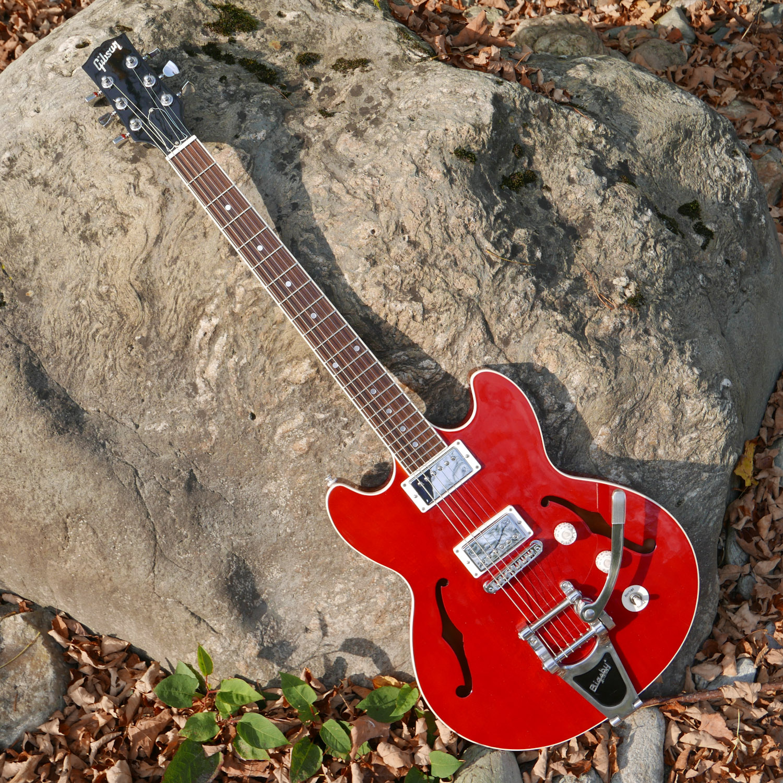 Gibson Les Paul Custom Semi Hollow John Deere 317 Wiring Diagram Jake Wildwood 2011 Midtown Electric