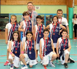 Baloncesto escolar Apóstol Santiago Aranjuez