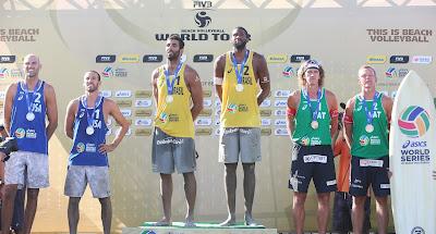 Após 9ª colocação no Rio, cariocas foram campeões em Long Beach