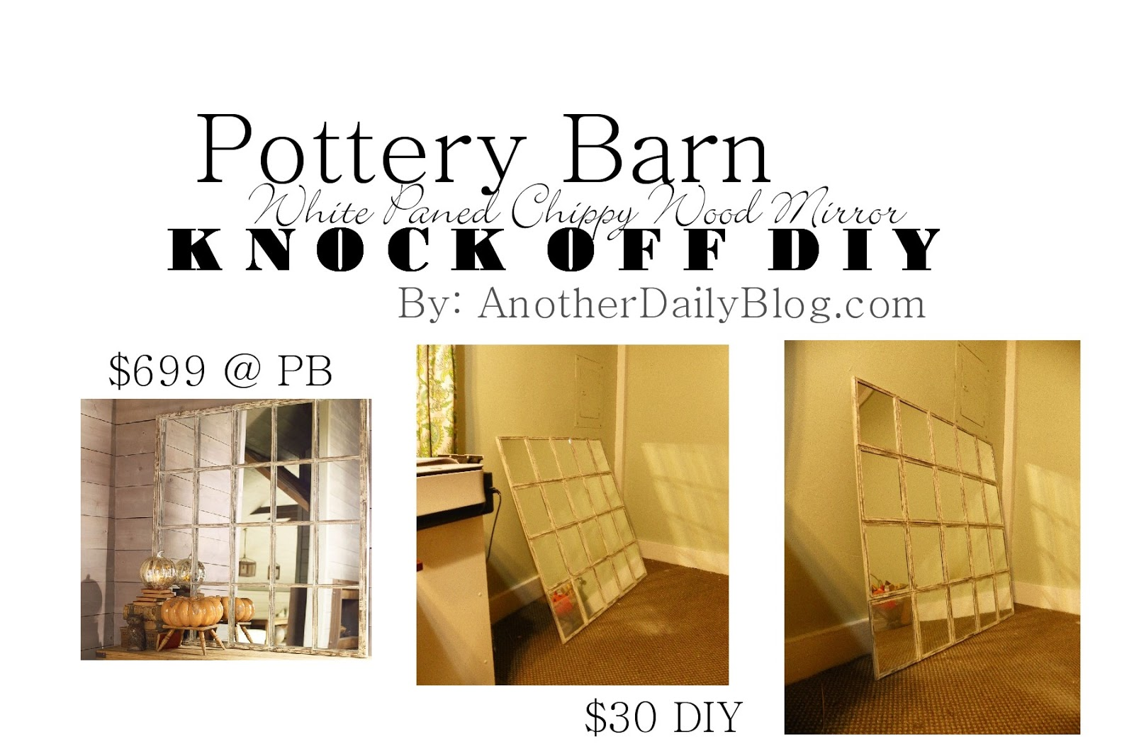 Another Daily Blog Diy Projects