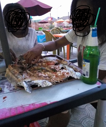 Nigerian man narrates how he finally had three-some with a girl who rejected him severally and her room-mate, shares their photos
