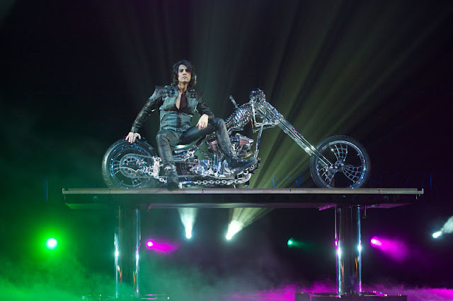 Cirque du Soleil Criss Angel Mindfreak Live no Hotel Luxor em Las Vegas
