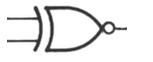Gate Symbol - Xnor