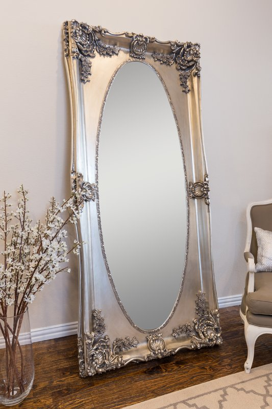18 Elegant French Vintage Style Mirrors French Country