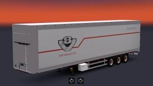 Scania V8 Trailer