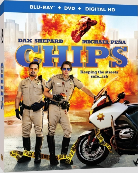 Action , Comedy, Drama , Adventure , Dax Shepard , HD , 2017 , Movie , 720p , CHIPS