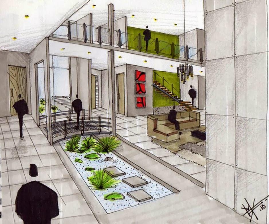 Apuntes revista digital de arquitectura apuntes y - El color en la arquitectura ...
