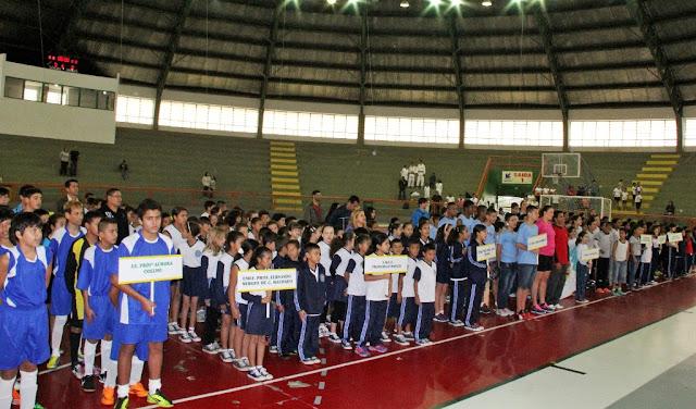 Jogos Escolares da Semana da Pátria começam dia 25 de agosto em Registro-SP