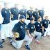 """Alcalde Juan Diego Guajardo, apoya al 100% el deporte y donó uniformes a equipo de beisbol """"Los Desertores"""""""
