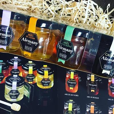 Torrons i mel Alemany, turron y miel, Alemany, turron, miel, gourmet, miel con frutos secos, miel especialidades, miel gourmet, miel salud, miel floral,