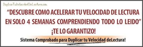 Duplica tu velocidad de lectura – Manuel Hernández [Curso Multimedia]