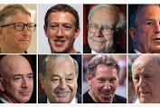 8 Men's Intellectual Property Equals With Half of World Population