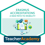 Erasmus + accreditation