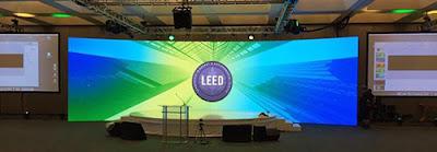 Công ty cung cấp màn hình led sân khấu giá rẻ
