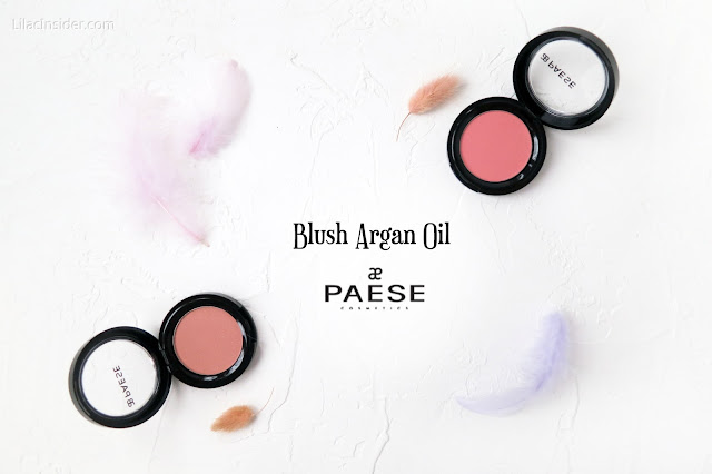 Blush Argan Oil PAESE 51 54