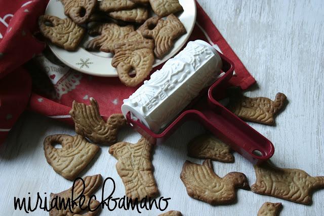 receta galletas speculoos