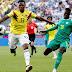 世界杯战绩 46 :哥伦比亚 1 :0 小胜 塞内加尔,以盟主身份晋级16强!