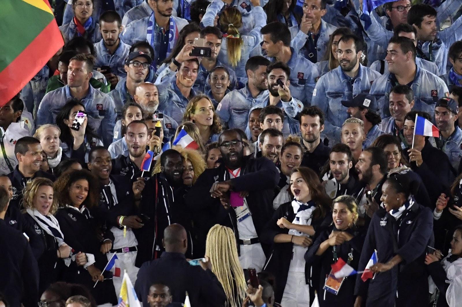 RIO OLYMPICS 2016 CLOSING CEREMONY 11