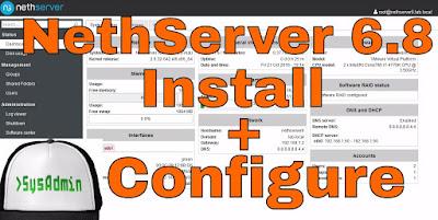 NethServer 6.8