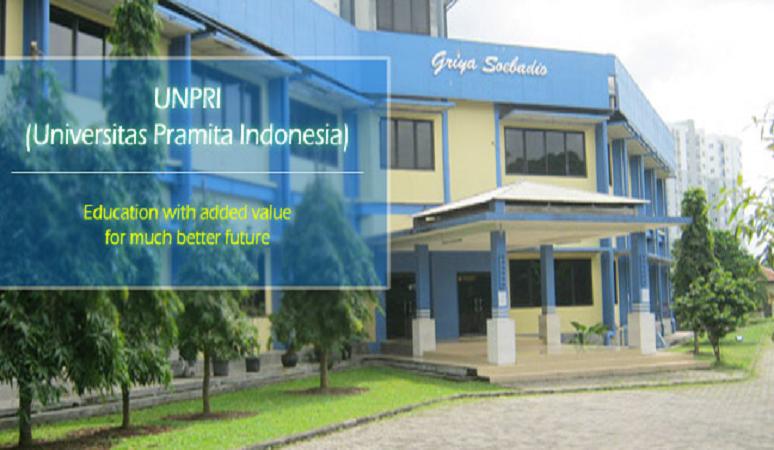 PENERIMAAN MAHASISWA BARU (UNPRI) UNIVERSITAS PRAMITA INDONESIA