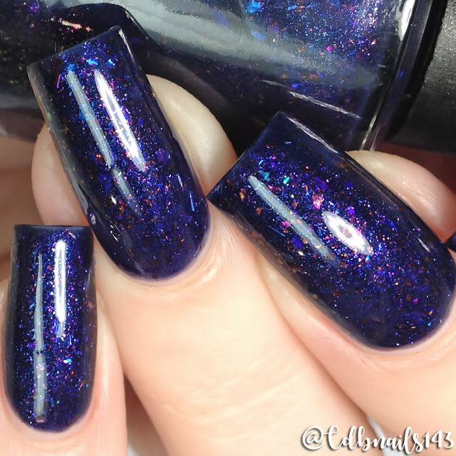 Supernatural Lacquer-Dark Hearts