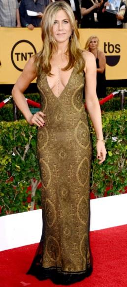 Foto de Jennifer Aniston en la alfombra roja