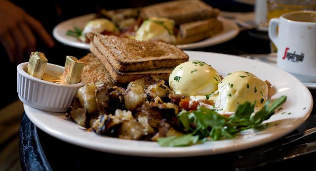 Cafe Orlin em Nova York